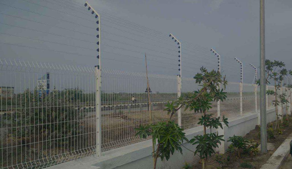 Perimeter-Security-Fence