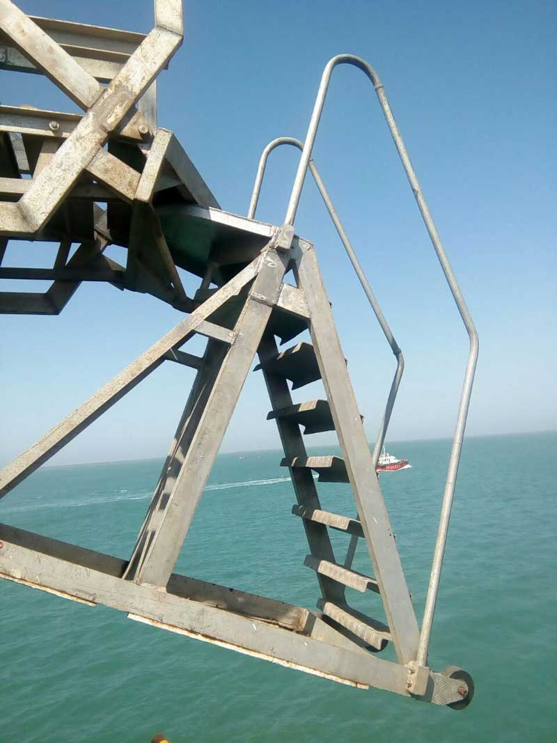 Aluminum Structure Gangway