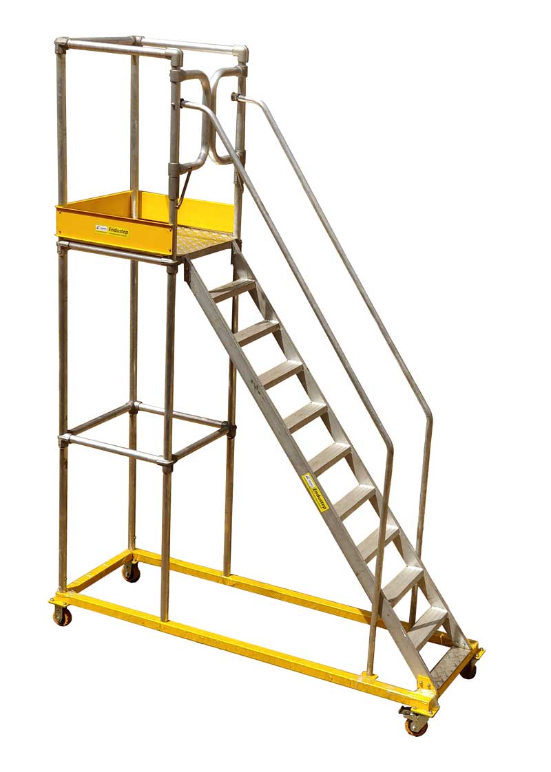 Industrial Mobile Work Platforms