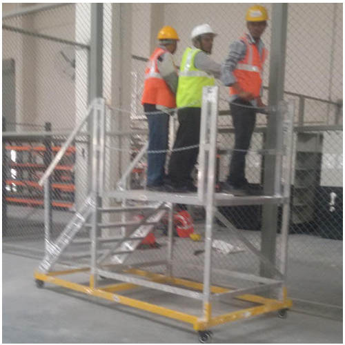 Multi Worker Work Platforms