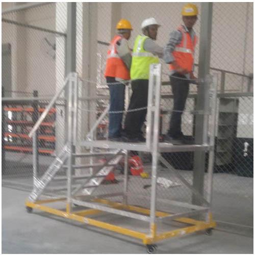 Multi Worker Work Platforms