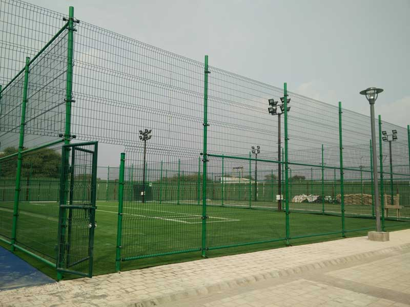 Weld Mesh fences