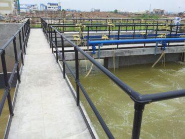 Treatment-Plant-Railing