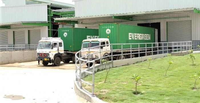 Endurail- warehouse guard rail