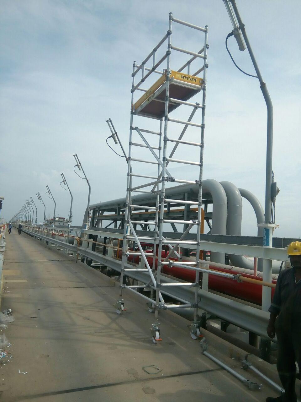 Nerro version scaffolding