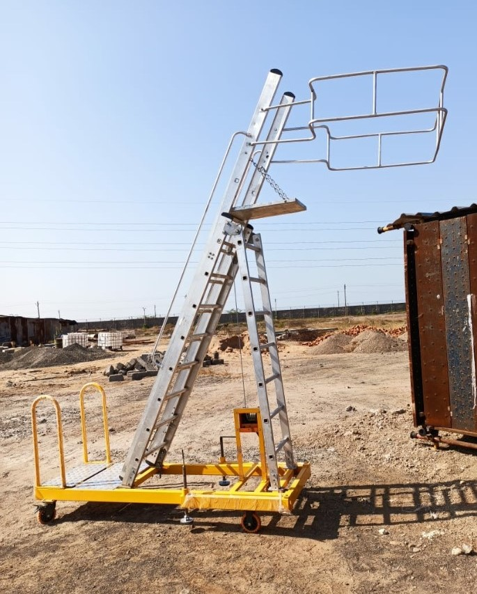 endurack -tanler access ladder -2535